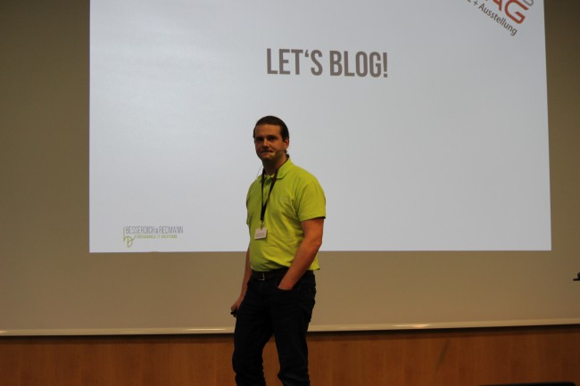 doag2015 - let's blog - karsten besserdich - 01