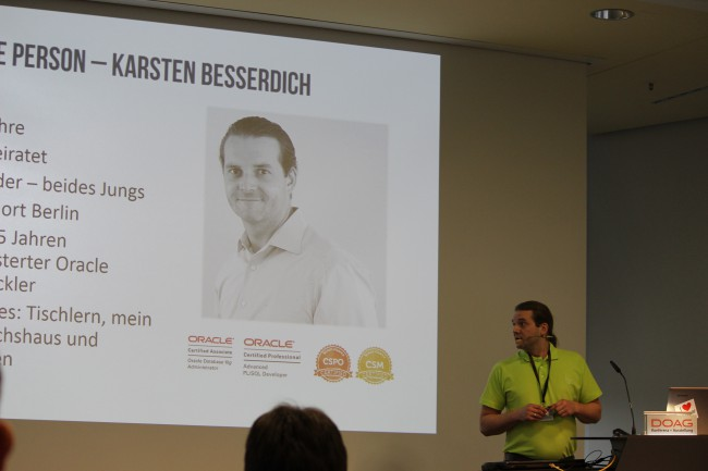 doag2015 - let's blog - karsten besserdich - 02